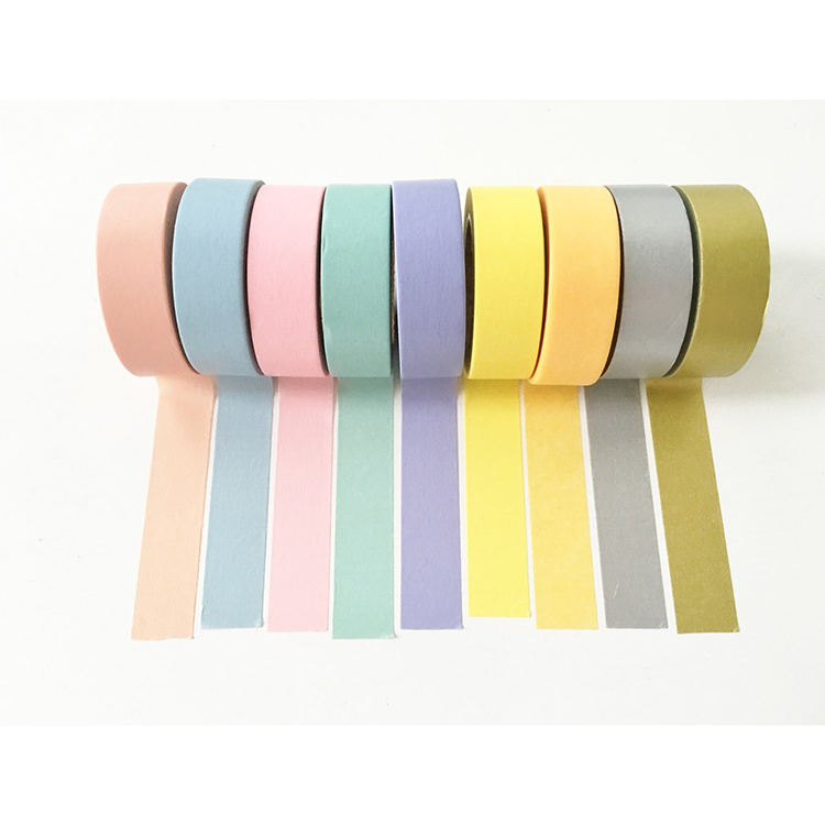 Customize Japanese Wholesale Floral Custom Foil Washi Tape from factory