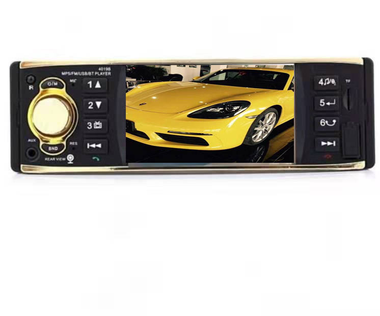4.1 Inci Satu Din Capacitive Touch Screen <span class=keywords><strong>Stereo</strong></span> <span class=keywords><strong>Mobil</strong></span> Satu Din Auto Radio 1din Multimedia MP5 Pemain