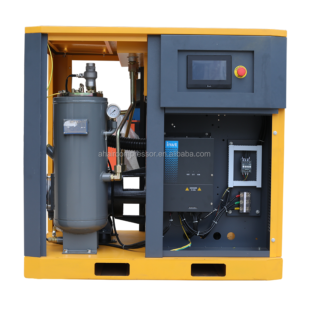 37kw Rotary Screw Air compressor Permanent Magnetic Save power Variable speed drive 50hp EPM-50A