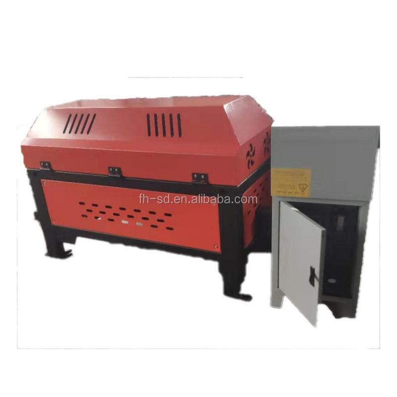 Automatic straight and cut machine/Best sale wire rod straightener/cheap price cnc metal straightening machine