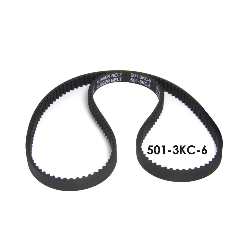 Drive Belt 501-3KC-6 for Food Processor MS-0698399