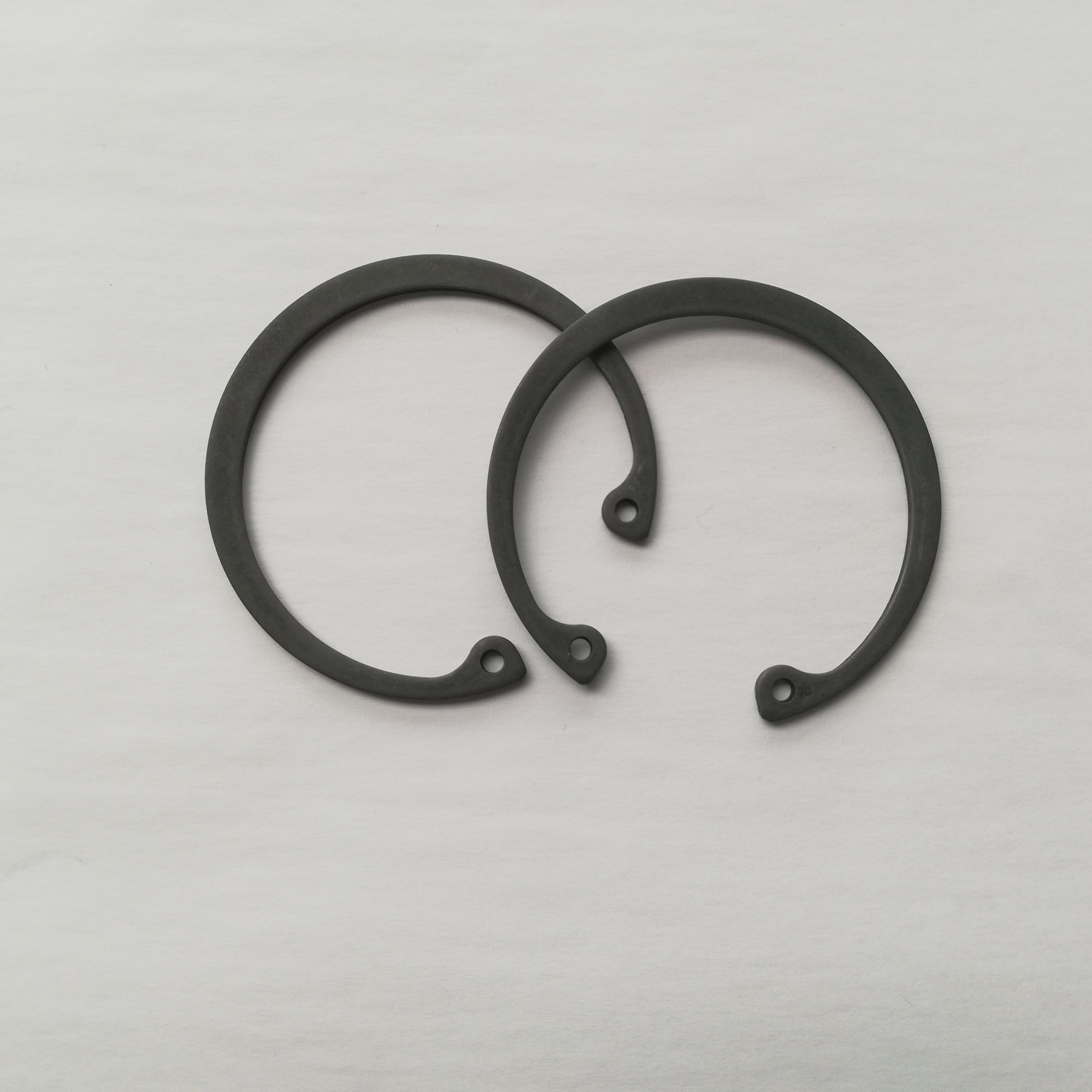 M40 Internal Snap Rings Spring Steel Metric DIN 7993B 100 pcs