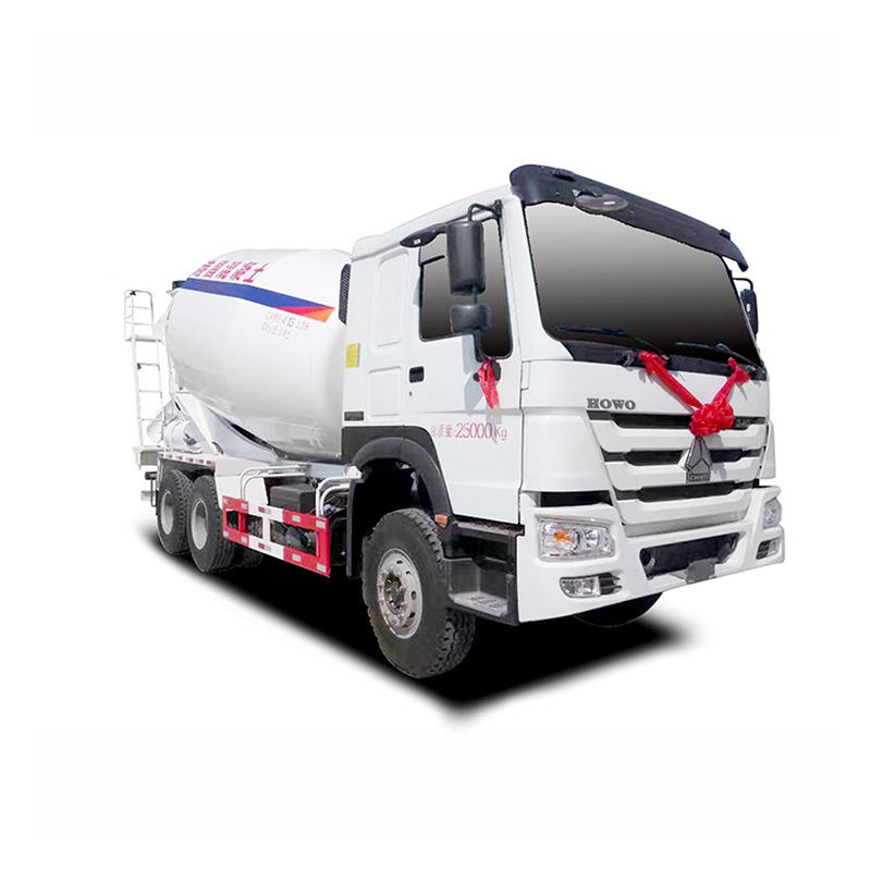 6 Cubic Meters Concrete Transit Mixer For Sale In Philippines