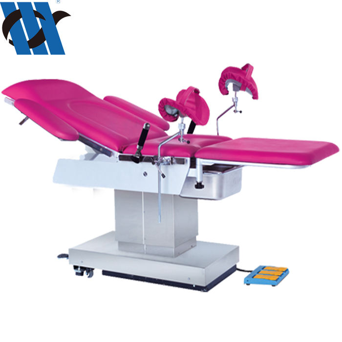 YC-BDOP05 Electric muti-function obstetric delivery table for gynecological examination