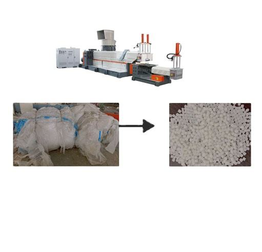 SPECIAL PRICE Plastic Recycle Granule Pellets Making Machine Recycled Plastic Pelletizer