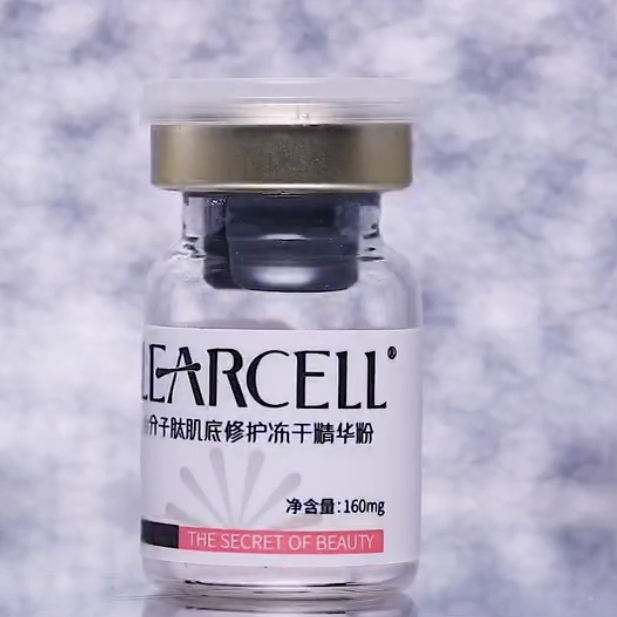 High end human stem cell injection serum for face stem cell powder