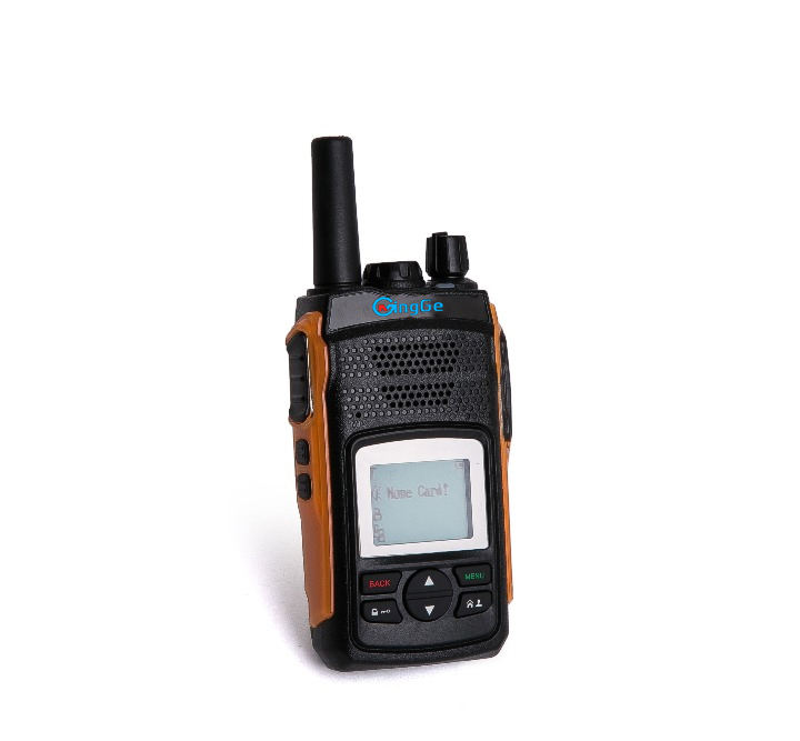 MG208W Ham Radio Walkie Talkie Dual Band Openbare Auto 'S 3g Video Netwerk Intercom