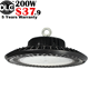 Energy-Saving Project UFO Led High bay 200W Meanwell Driver Led High Bay Light 30000 Lumen Fixture