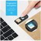 Flash Drive Usb 32gb Drive High Tech Security Encrypted Finger Print USB Flash Drive 3.0 32GB 64GB