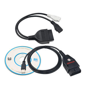 Galletto 1260 ECU Chip Tuning aracı EOBD/OBD2/OBDII flaşör Galleto 1260 ECU flaşör motor tuning