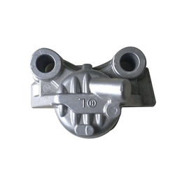 Custom Service Aluminium Corner Casting For Mechanical