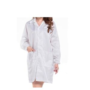 LN1560101 ESD Cleanroom Garment Laboratory Coat Strip Antistatic Clothes