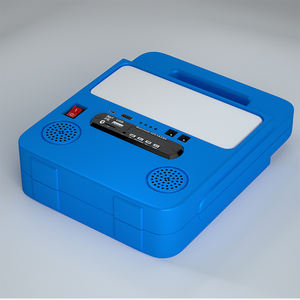 work lights led rechargeable video radio solar panel speak usb FM mp3 outdoor player bluetooth emergency working light