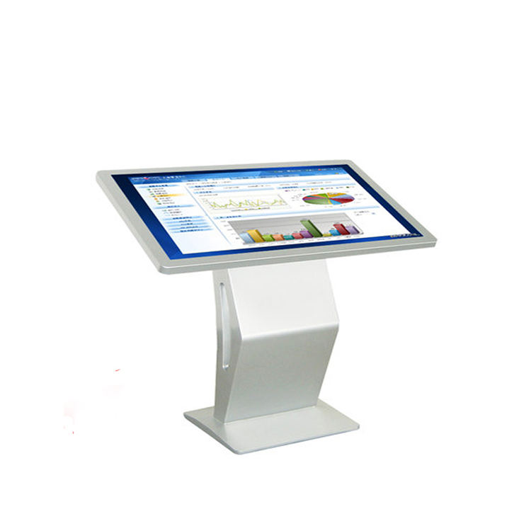 46 &quot;Stand Alone Centri Commerciali Modo Trovare Informazioni Chiosco PC Tablet Multimedia <span class=keywords><strong>LCD</strong></span>