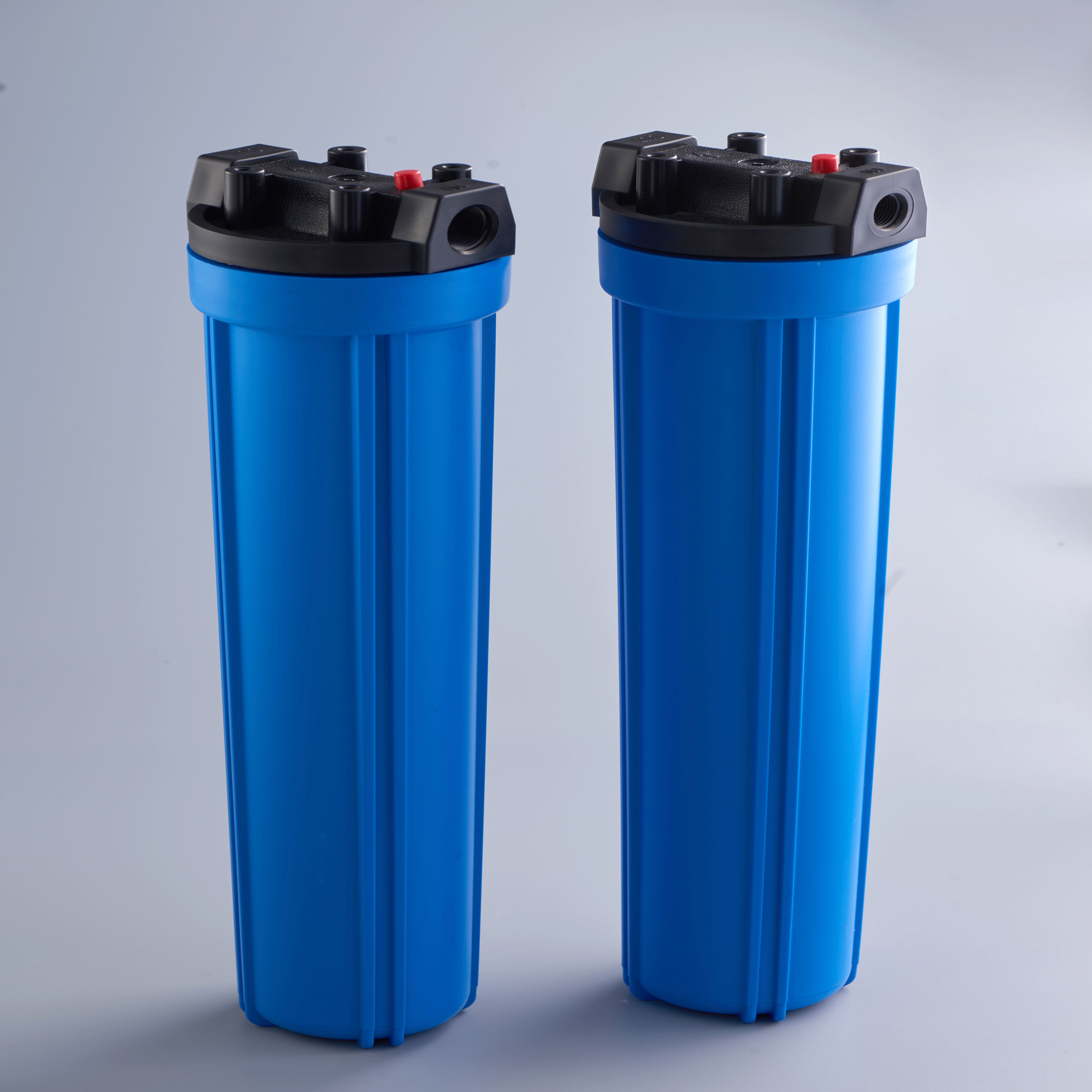 20 Inch Blue Jumbo Water Filter Housing Water Filter Parts RO SYSTEM