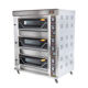 Oven Manufacturer Commercial pizza Oven Gas Bakery Oven Prices for sale