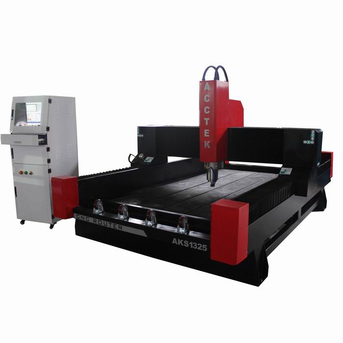 T-slot table with clamping stone working machine cnc router long time serve time DSP controller for option