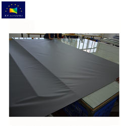 XYScreen 100m long 3.66m wide 4K ALR Anti light projection screen fabric for 4K long throw projector