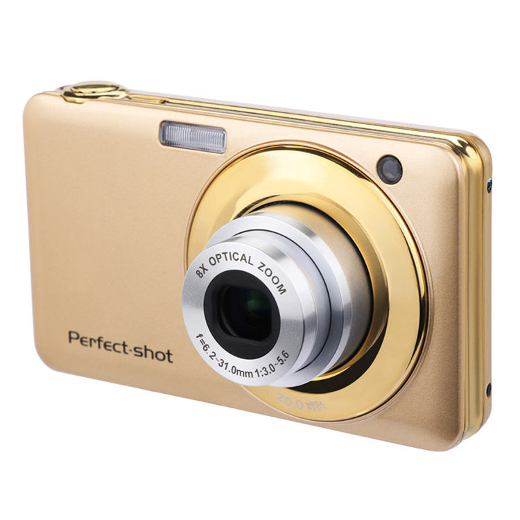 "2.7"" 18 Megapixels Best Price Compact Auto Digital Camera Made in China"