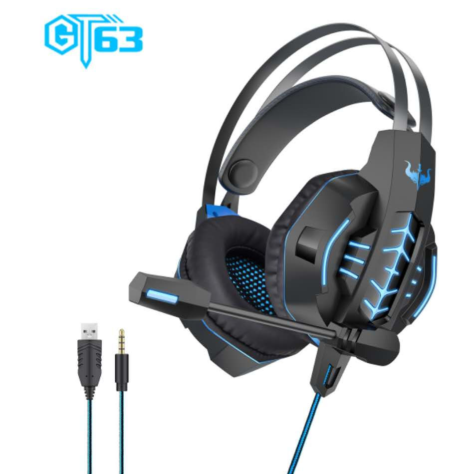 OVLENG gaming headsets for Playstation PS4 headphone with mic and 3.5m jack ,headphone for pubg