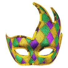 Party Accessory Masquerade Mask Venetian Party Halloween Mask Costumes Mardi Gras Mask