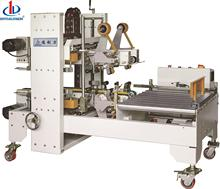 Quality Assurance Small Carton Packaging Machine, Semi Auto Edge Corner Sealing Machine For Box