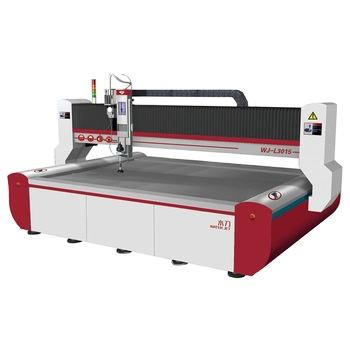 CNC 45 Degrees 5 Axis Water Jet Cutting Machine