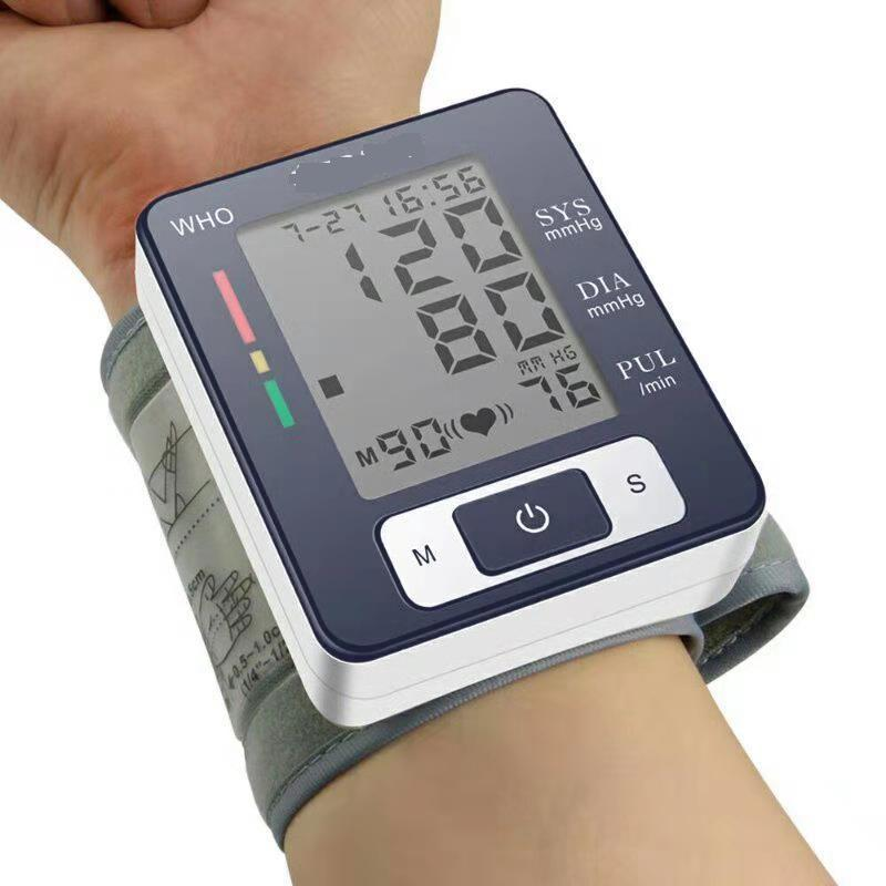 CL-BP0001A Wrist watch Digital Portable Blood Pressure Monitor