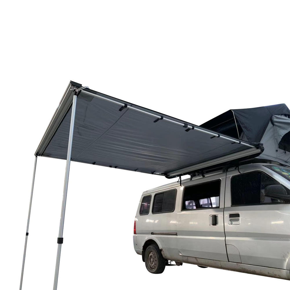 4 × 4 Outdoor Camping Supplies Car Top Side Awning On Sale