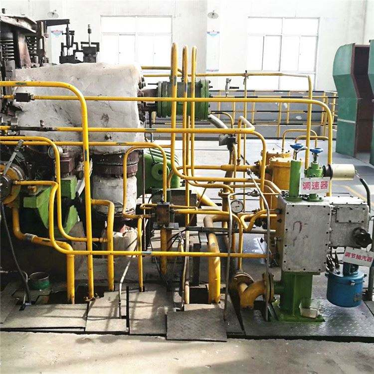 Low Pressure 5mw Small Gas Steam Turbine Power Plant For Sale