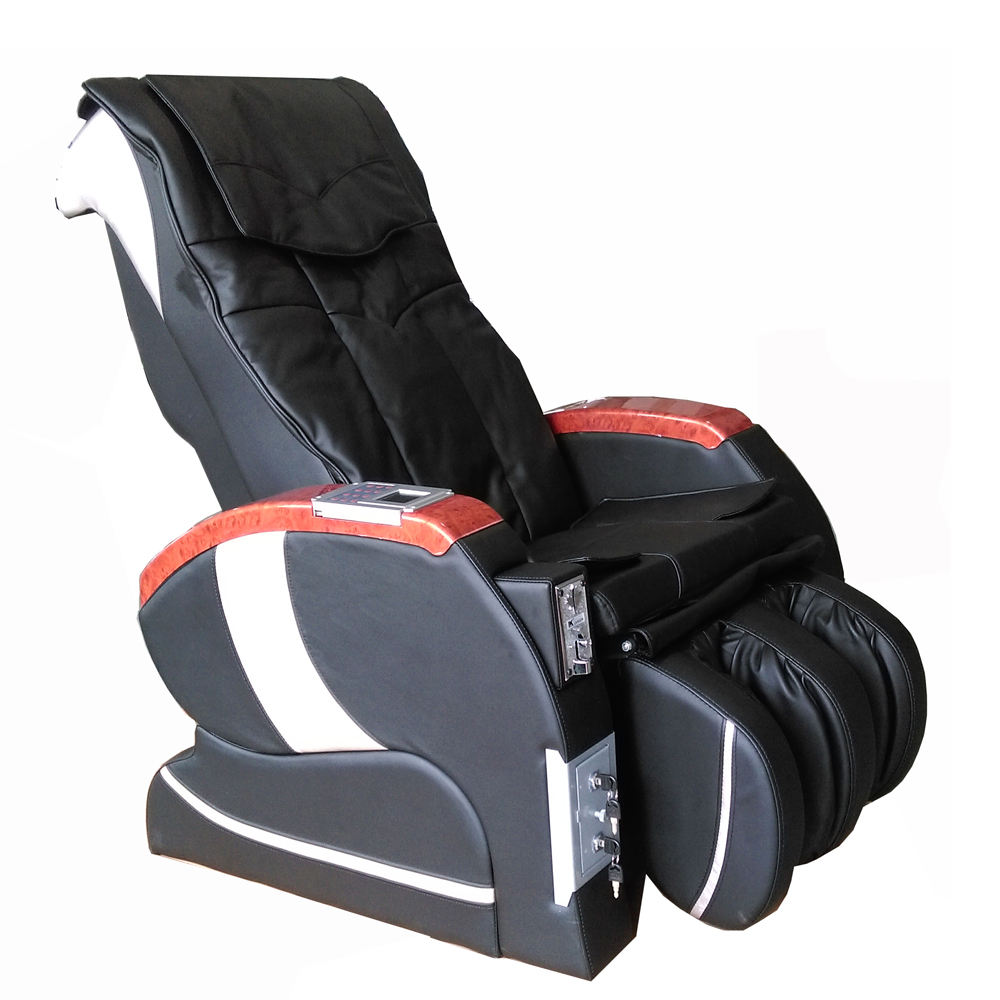 high quality cheap new commercial credit card coin operated machine full body vending massage chair