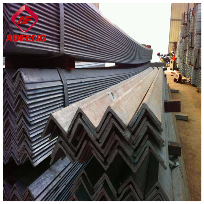 Cheap Price Angel iron/ hot rolled angel steel/ MS angles l profile equal or unequal steel angles