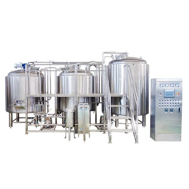 10BBL draft beer brewery equipment beer manufacturing equipment for sale