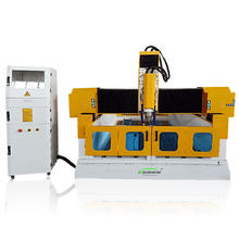 small marble granite cnc router stone carving and sculpture machine for carving in stone