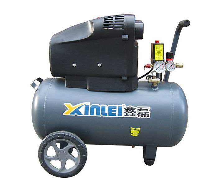 oil-free 2.5HP 1.8KW xinlei industrial piston air compressor ZBW60BV-50L