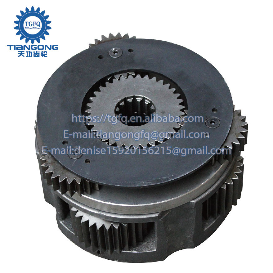 Excavator spare Parts HD 700-7 Swing Carrier Assy for Apply To KATO 619-98910001 Gear