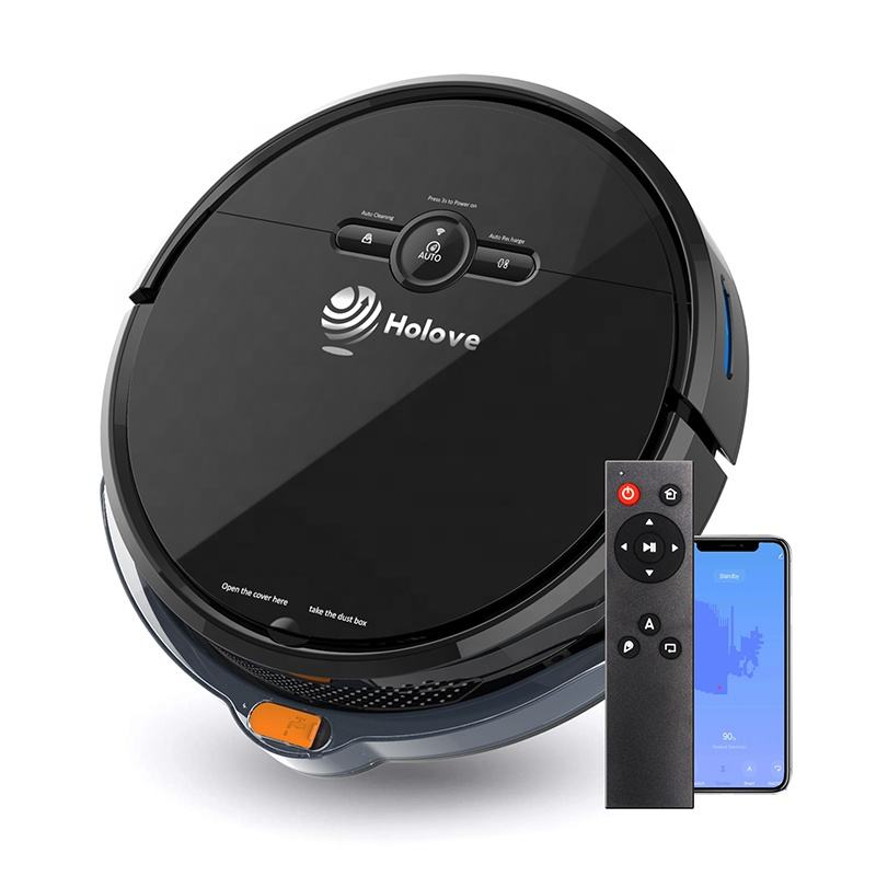 Intelligent Automatic Floor Sweeper WIFI Robot Vacuum Cleaner