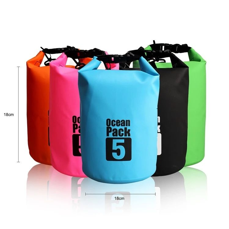 Cheap Promotional Gift Customized Logo Outdoor Waterproof Dry Bags Corporate Promotional Gift Items