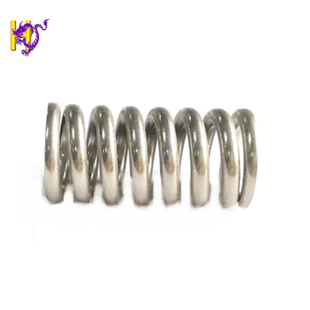 Spring manufacturer Alloy heavy duty flat compression spring