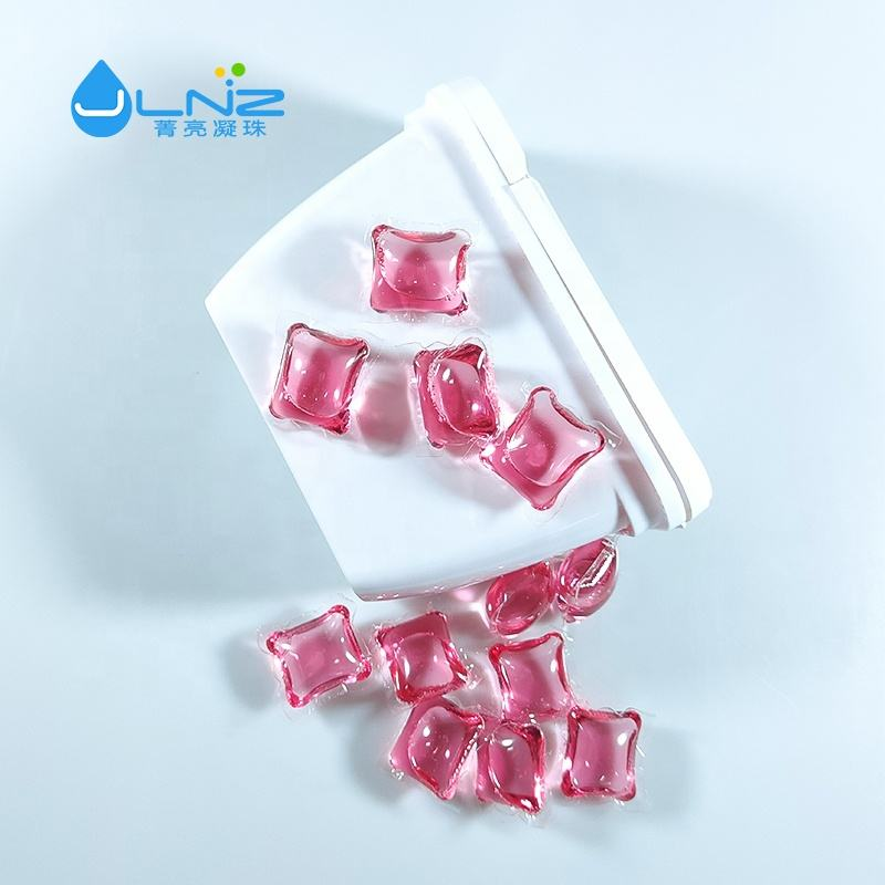 OEM Customized Bulk Beads 8g perfume for laundry liquid washing capsules concentrated cleaning products