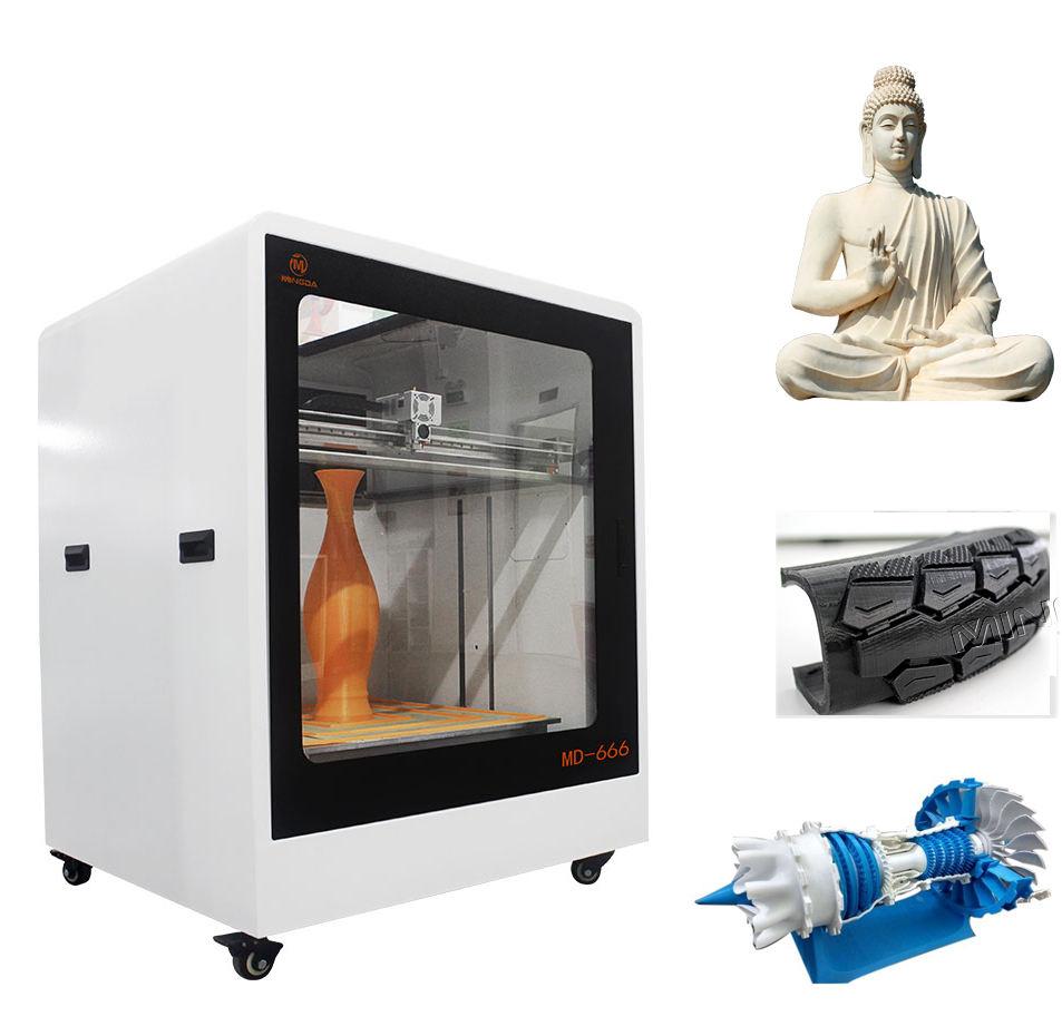 LTD QDXMAX QIDI TECH Large Size Intelligent Industrial Grade 3D Printer New Model:X-max,5 Inch Touchscreen,WiFi Function,High Precision Printing with ABS,PLA,TPU,Flexible Filament,300x250x300mm RUIAN QIDI TECHNOLOGY CO