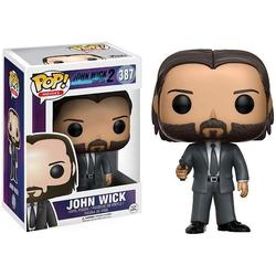 John Wick kids toys FUNKO POP Vinyl Dolls Action Figure Coll