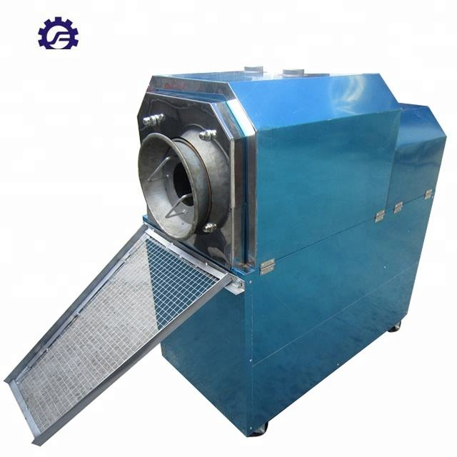 Hot selling and widely used peanuts roaster/ peanut roasting machine