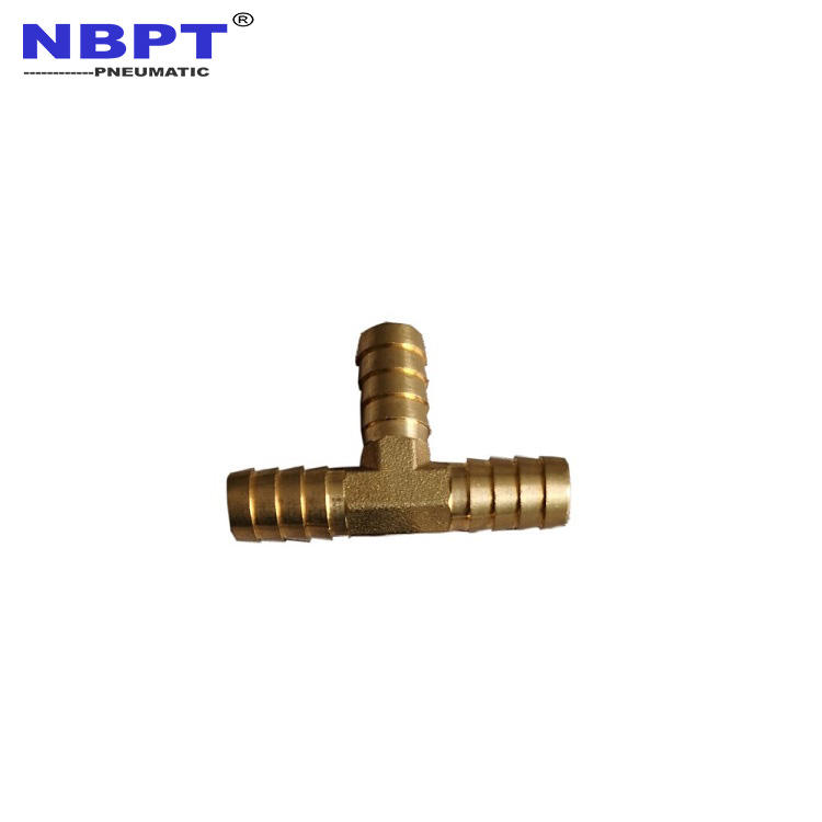 Copper Pipe Fitting 4mm 6mm 8mm 10mm 12mm Brass Hose Male Female Threaded BarbTail Coupler Adapter Connector