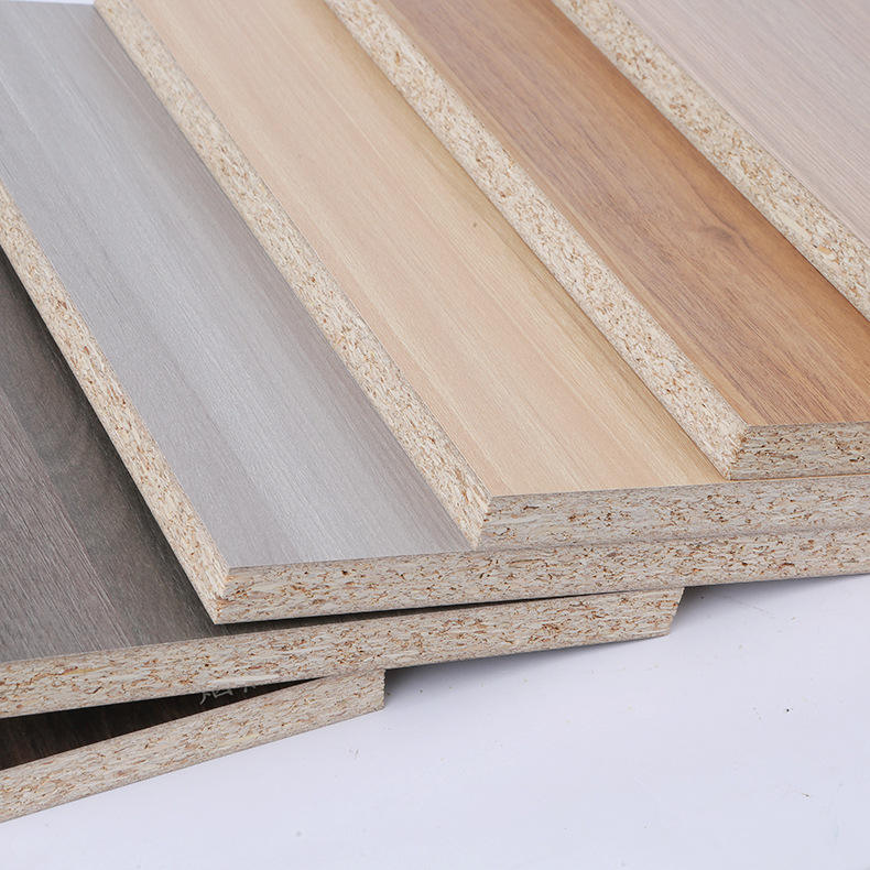 High Quality Factory Price Melamine Chipboard Particle Board FOR Furniture Usage