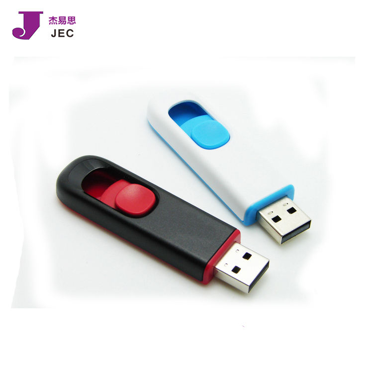 Push-dan-Tarik Memory Stick USB Model JEC-006