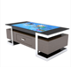 China factory Modern model wooden table living room smart coffee table