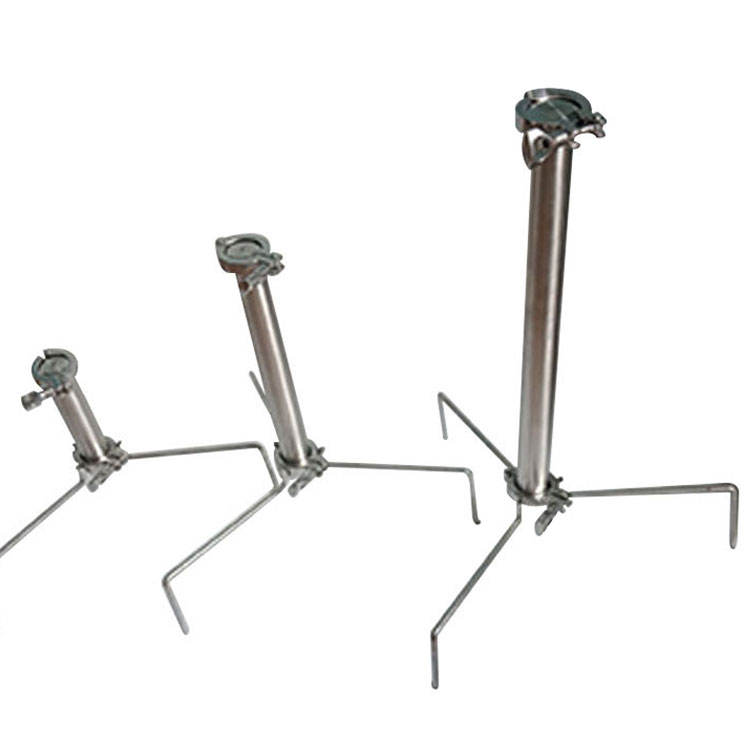 SS304 45g open blast extractor with tripod