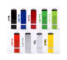 Stylish OEM Plastic USB Flash Drive 8G 16gb 32gb Usb 3.0 Memory Stick, Pen Drive With Customized Logo
