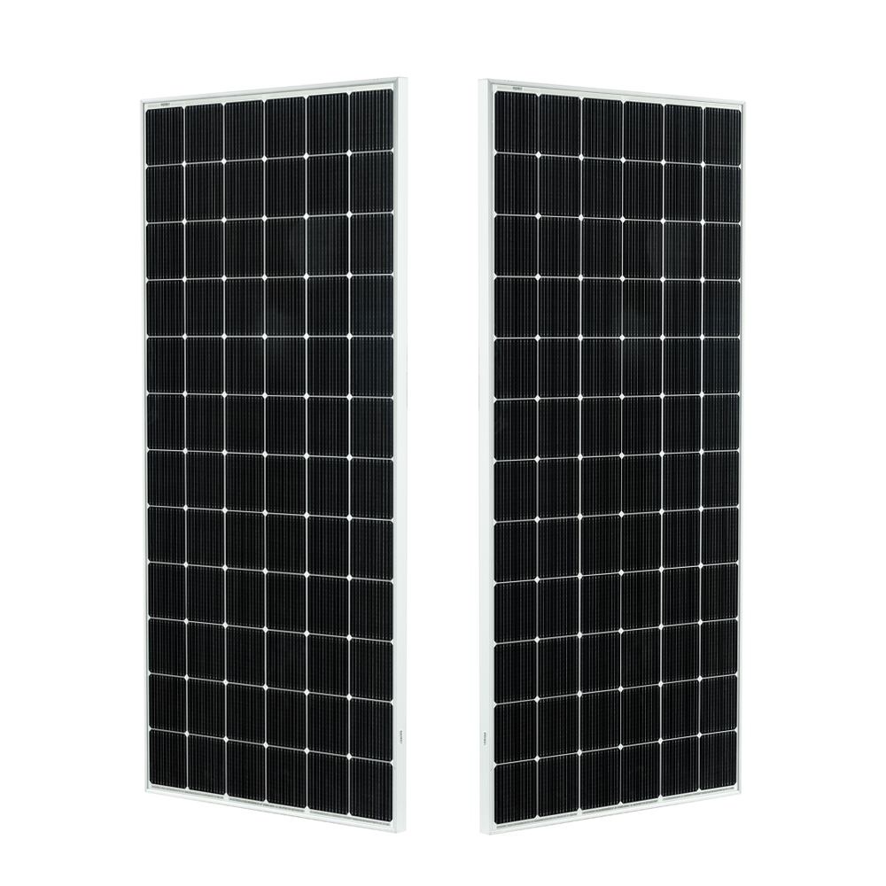Solar Panels 72 Cells 400w 380watt Monocrystalline Solar Cell Solar Panels Full Black Solar Panel Pv Modules Photovoltaics For Sale